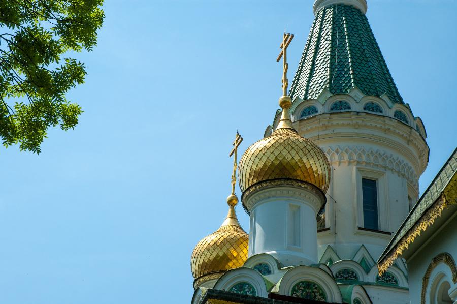 I luoghi turistici di Sofia