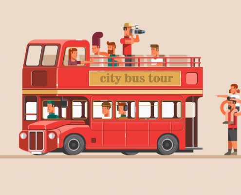 Autobus turistico di Sofia