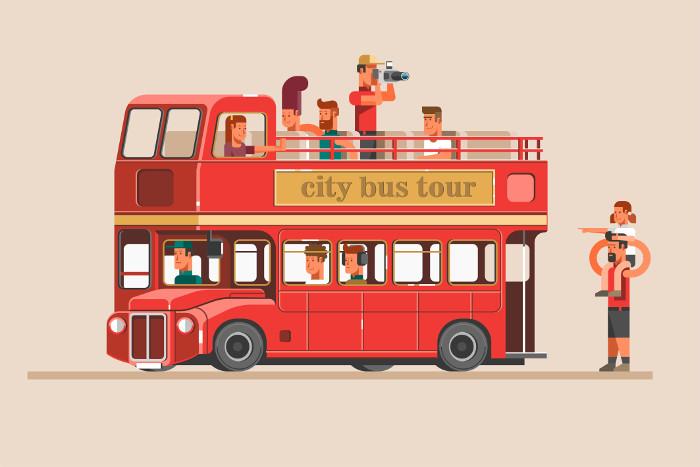 Biglietti per il tour con il bus a Sofia