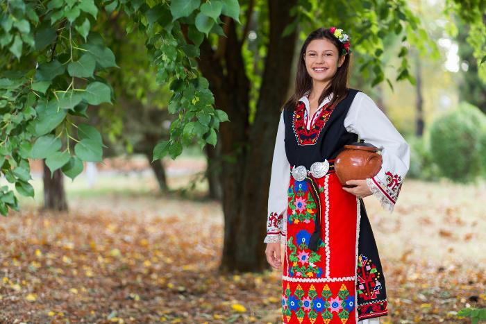 Il carattere delle ragazze in bulgaria